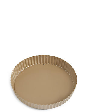 Non-Stick Loose Base Flan Tin