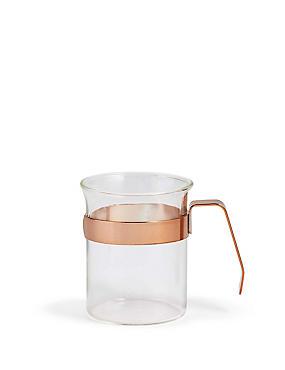 Copper Coffee Cup, , catlanding
