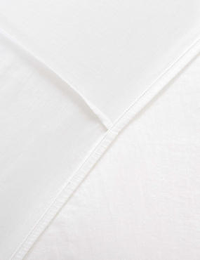 Pure Linen Deep Fitted Sheet