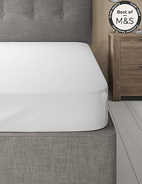 200 Thread Count Comfortably Cool Fitted Sheet