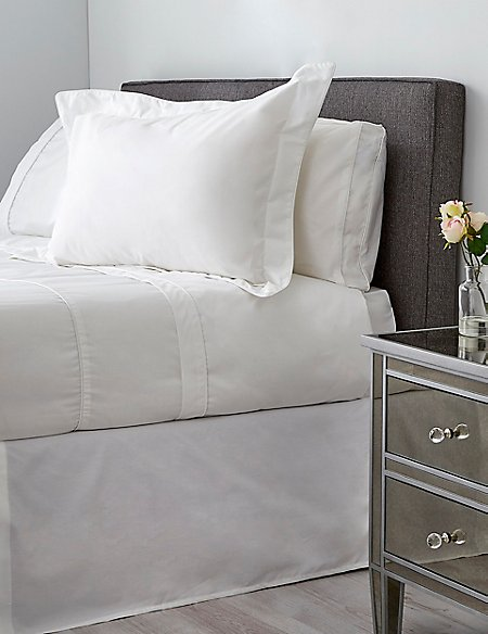 Non Iron Pure Egyptian Cotton Duvet Cover