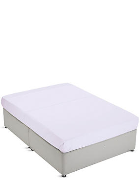 Non-Iron Pure Egyptian Cotton Flat Sheet, LIGHT LILAC, catlanding