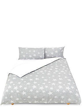 Giant Star Bedding Set