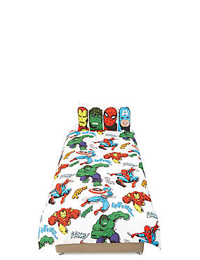 Avengers™ 2 Bedding Set, MULTI, catlanding