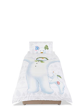 The Snowman Bedding Set