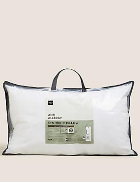 Anti Allergy Medium Pillow, , catlanding