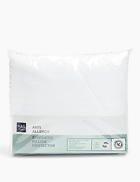 Anti Allergy Pillow Protector, , catlanding