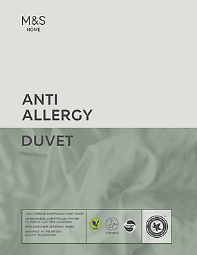 Anti Allergy 4.5 Tog Duvet