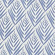 Willow Printed Bedding Set, BLUE, swatch
