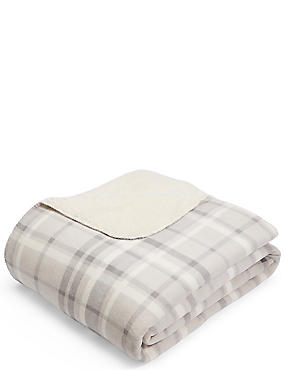 Dawson Fleece Throw