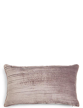 Pleated Cushion