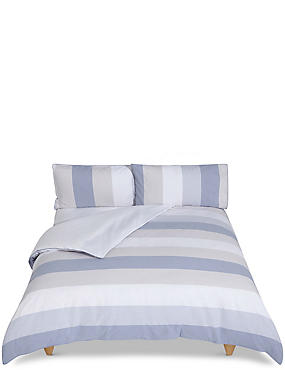 Brooklyn Striped Bedding Set