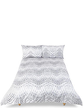 Shibori Bedding Set