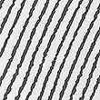Kids Ridley Printed Stripe Bedding Set, BLACK/WHITE, swatch