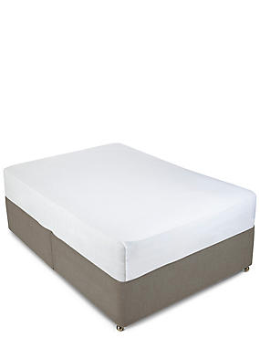 Egyptian Cotton 400 Thread Count Sateen Flat Sheet