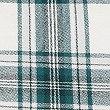 Austin Check Brushed Cotton Bedding Set, DARK GREEN MIX, swatch