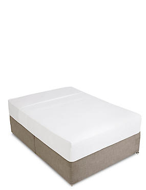 300 Thread Count Soft & Comfortable Cotton Percale Flat Sheet