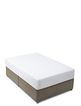 Sumptuously Smooth 600 Thread Count Egyptian Sateen Fitted Sheet