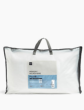 Memory Fibre Medium Pillow