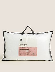 Supremely Washable Medium Pillow