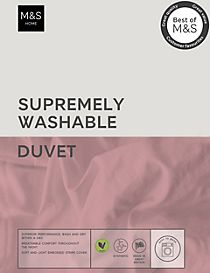 Supremely Washable 7.5 Tog Duvet