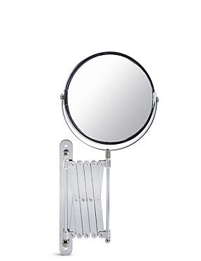 Round Extendable Mirror