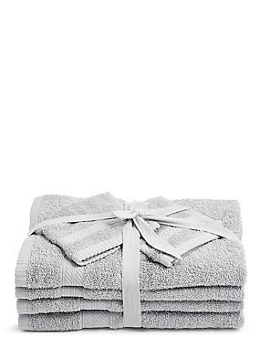 Lightweight Towel Bale, SILVER GREY, catlanding