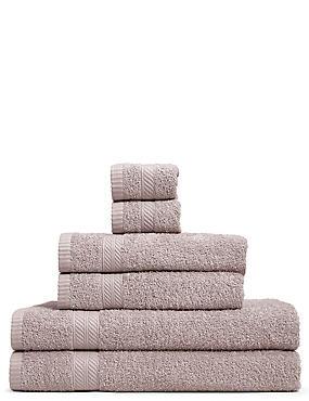 Lightweight Towel Bale, MOCHA, catlanding