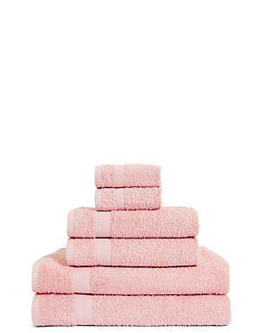 Lightweight Towel Bale, PALE PINK, catlanding