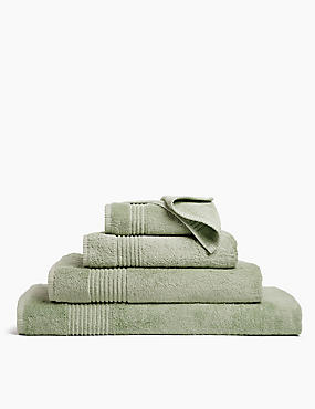 Luxury Egyptian Cotton Towel, PISTACHIO, catlanding