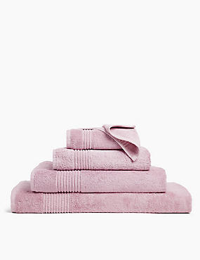 Luxury Egyptian Cotton Towel, SUGAR PLUM, catlanding