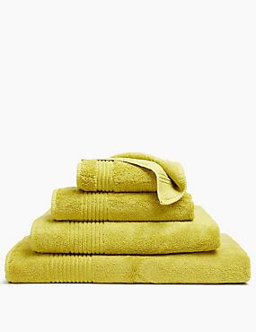 Luxury Egyptian Cotton Towel, LIME, catlanding