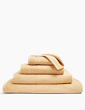 Luxury Egyptian Cotton Towel, HONEY, catlanding