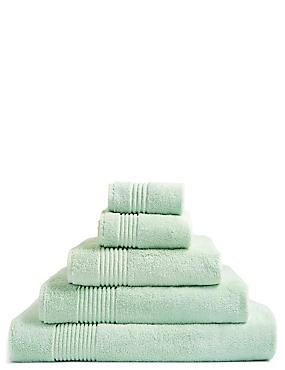 Luxury Egyptian Cotton Towel, SAGE GREEN, catlanding