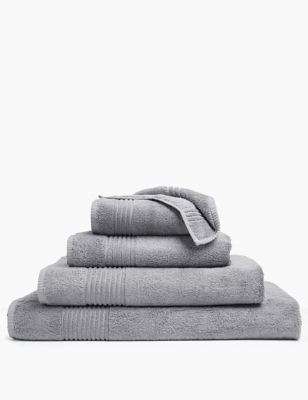 Luxury Egyptian Cotton Towel by Marks & Spencer