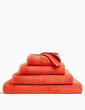 Luxury Egyptian Cotton Towel, GINGER, catlanding