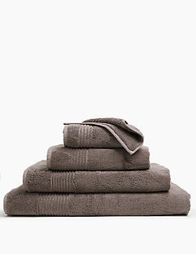 Luxury Egyptian Cotton Towel, WALNUT, catlanding