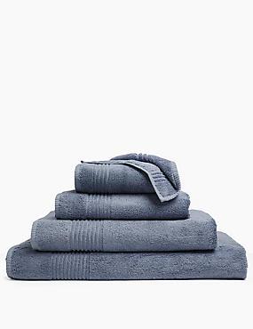 Luxury Egyptian Cotton Towel, PETROL, catlanding