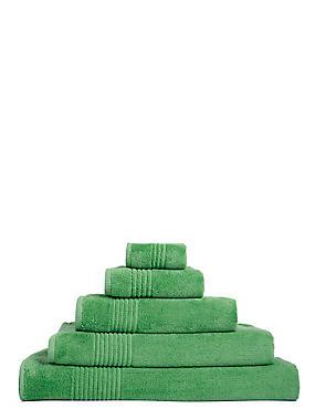 Luxury Egyptian Cotton Towel, FRESH GREEN, catlanding