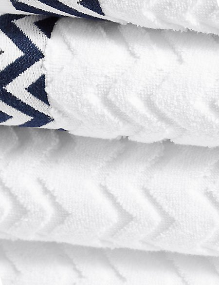 Chevron Towel