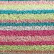 Skinny Stripe Towel, PINK MIX, swatch
