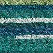 Skinny Stripe Towel, JADE MIX, swatch