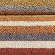 Skinny Stripe Towel, TERRACOTTA MIX, swatch