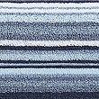 Skinny Stripe Towel, CHAMBRAY MIX, swatch