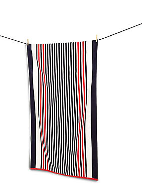 Breton Sand Resist Beach Towel