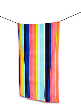 Bright Sand Resist Beach Towel