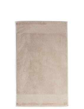 Luxury Egyptian Cotton Bath Mat, MOCHA, catlanding