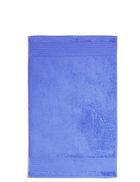 Luxury Egyptian Cotton Bath Mat, ROYAL BLUE, catlanding