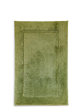 Quick Dry Bath & Pedestal Mats, SOFT GREEN, catlanding