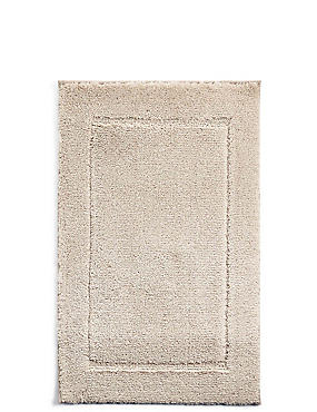 Quick Dry Bath & Pedestal Mats, STONE, catlanding